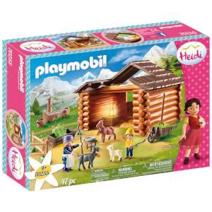 Playmobil Peter's Goat Stable (70255)