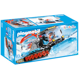 Playmobil Family Fun Snow Plow (9500) from I Want One Of Those