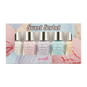 Barry M Cosmetics Sweet Sorbet Gift Set
