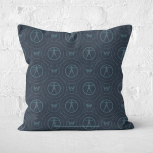 Westworld Biological Hosts Square Cushion