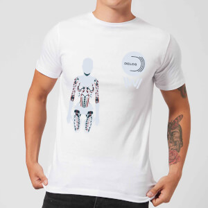Westworld Delos Host Men's T-Shirt - White