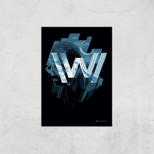 Westworld The Anagram A2 Giclee Art Print