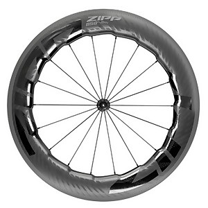 Zipp 858 NSW Carbon Clincher Front Wheel
