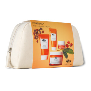 Origins GinZing Brighten, Energize and Hydrate Set