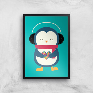 Andy Westface Take My Heart Giclee Art Print