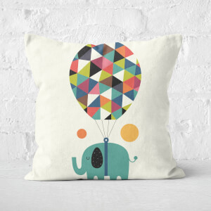 Andy Westface Fly High Square Cushion