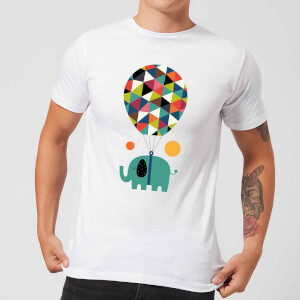 Andy Westface Fly High Men's T-Shirt - White