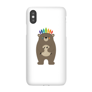 Andy Westface Be Brave Phone Case for iPhone and Android