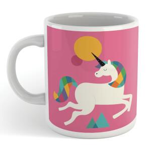 Andy Westface To Be A Unicorn Mug
