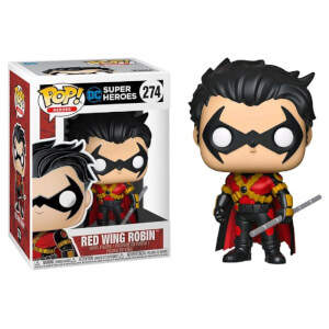 DC Comics Red Wing Robin EXC Funko Pop! Vinyl