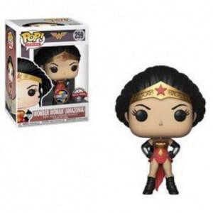 DC Comics Wonder Woman (Amazonia) EXC Pop! Vinyl Figure