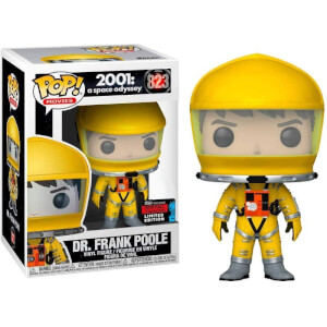2001: A Space Odyssey Dr. Frank Poole NYCC 2019 EXC Pop! Vinyl Figure