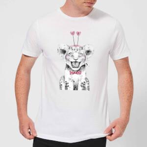 Hearty Cub Men's T-Shirt - White