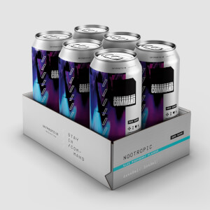 Cans 6 Pack - Blue Raspberry