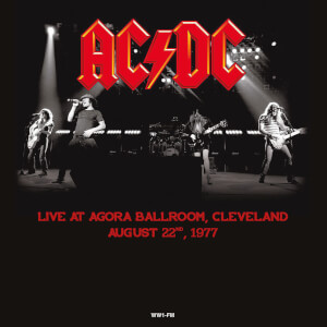 AC/DC - Live In Cleveland August 22 1977 (Orange Vinyl)