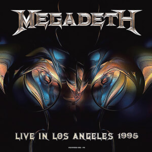 Megadeth - Live At Great Olympic Auditorium In LA February 25 1995 WW1-Fm (Green Vinyl)