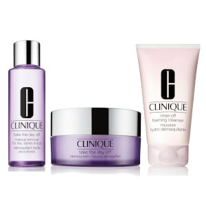 Clinique Take It All Off Set