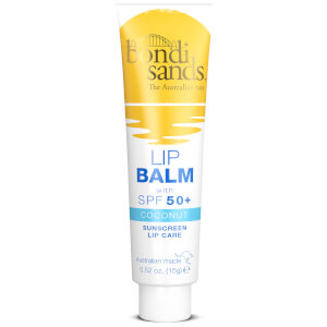 Bondi Sands Coconut Lip Balm with SPF50+ 15g