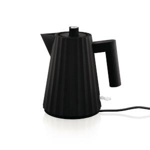 Alessi Electric Kettle - Plisse Black - 1L