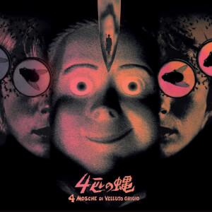 Death Waltz Four Flies on Grey Velvet (Original Motion Picture Soundtrack) 2x Colour LP