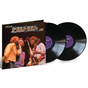 Bee Gees - Here At Last… Bee Gees Live 2LP