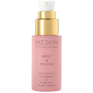 MZ Skin Rest & Revive Restorative Placenta & Stem Cell Night Serum