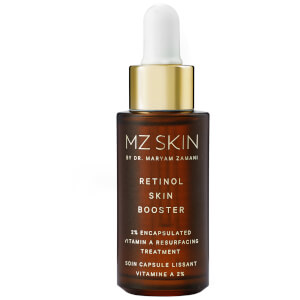 MZ Skin Retinol Skin Booster 2% Encapsulated Vitamin A Resurfacing Treatment