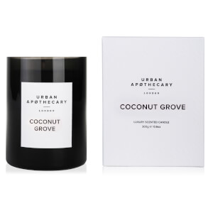 Urban Apothecary Coconut Grove Luxury Candle - 300g