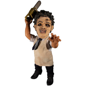 Mezco Texas Chainsaw Massacre Leatherface (1974) MDS Mega Scale 15 Inch Figure with Sound