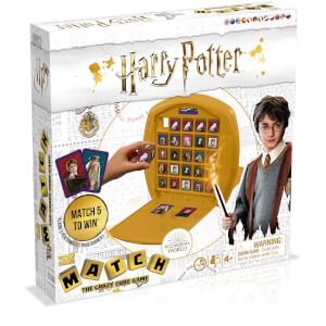 Top Trumps Match Board Game - Harry Potter Edition