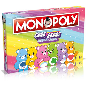 Monopoly Board Game - Care Bears Edition