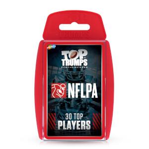 Top Trumps Card Game - NFLPA Edition