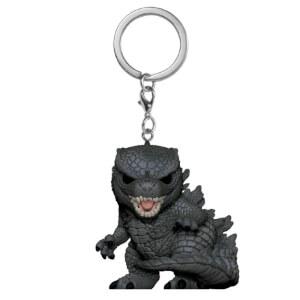 Godzilla vs Kong Godzilla Pop! Keychain