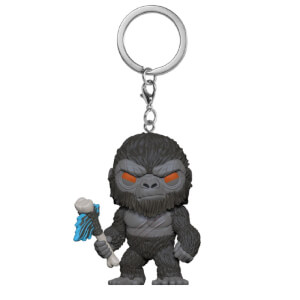 POP Portachiavi: Godzilla vs Kong- Kong with weapon