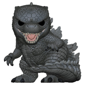 "Godzilla vs Kong Godzilla Funko Pop Vinyl 10"""
