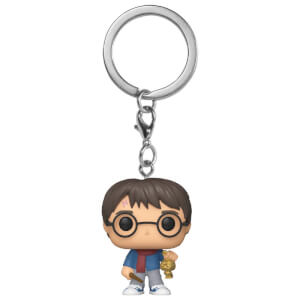 Harry Potter Holiday Harry Potter Pop! Keychain