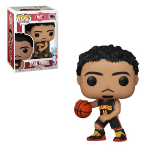 NBA Atlanta Hawks Trae Young Alternate Funko Pop! Vinyl