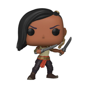 Disney Raya and the Last Dragon Namaari Funko Pop Vinyl