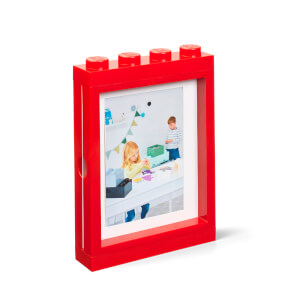 LEGO Picture Frame - Red