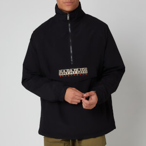 Napapijri Men's Astros CB Popover Jacket - Black