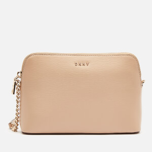 DKNY Women's Bryant Dome Cross Body Bag Sutton - Sand