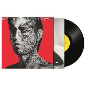 The Rolling Stones - Tattoo You LP