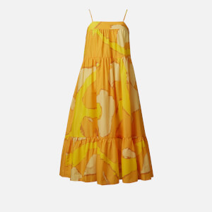 Simon Miller Women's Pumpa Abstract Summer Dress - Yellow