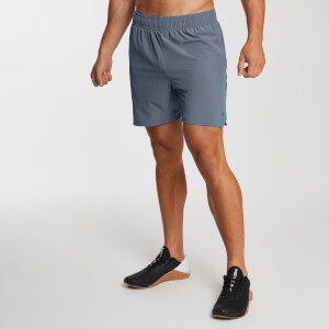 Pantaloncini Training Essentials MP da uomo - Grigio siderale