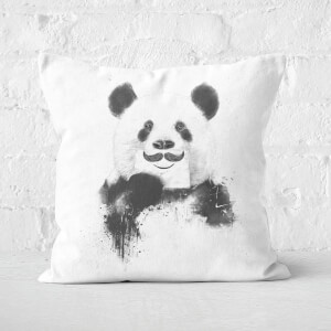 Funny Panda Cushion Square Cushion