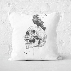 New Skull Cushion Square Cushion