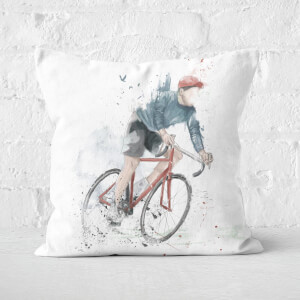 I Want To Ride My Bicycle Cushion Square Cushion
