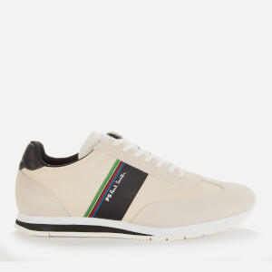 PS Paul Smith Men's Prince Running Style Trainers - White