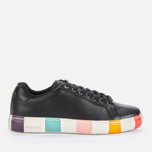 Paul Smith Women's Lapin Leather Low Top Trainers - Black