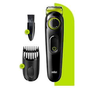 Beard Trimmer 3 - 1 Attachment